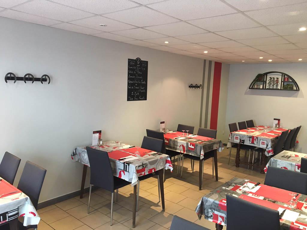à Saint-André-de-l'Eure, une brasserie restaurant